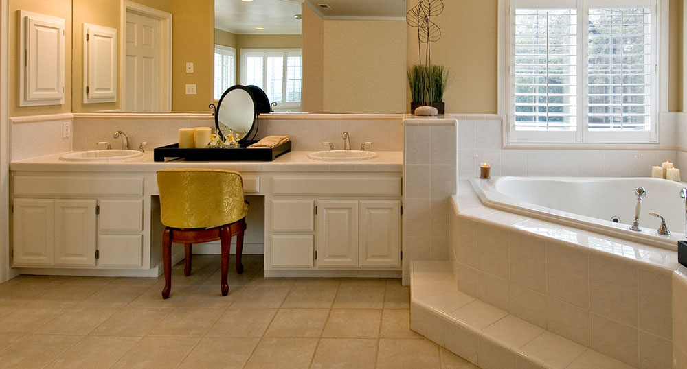 Bathroom Tile and Tile Floors